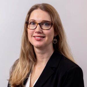 Anne Vigdis Ellingsen, daglig leder Eigersund Næring og havn